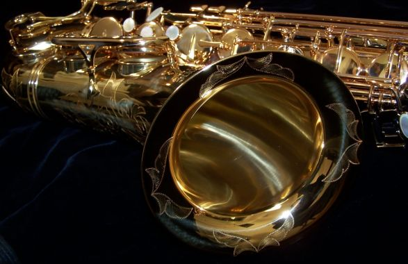 Voir l'article N°  : Saxophone Antigua Pro-One