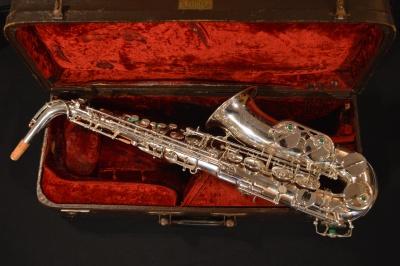 clarinette basse selmer occasion